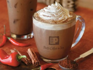 Mayan Chocolate Mocha at Peet's through late May 2013