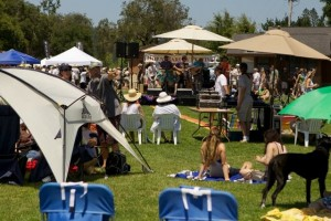 2012 Hop N' Barley Fest at Skypark in Scotts Valley