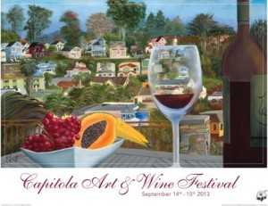 The 2013 Capitola Art and Wine Festival