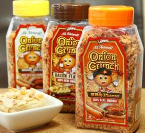 Onion Crunch adds punch to recipes