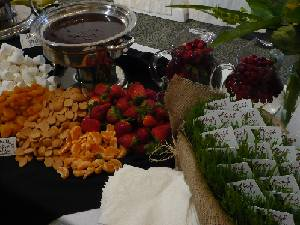 Lifestyle Culinary Arts' presentation at the Santa Cruz Chocolate Festival