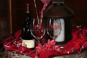 Celebrate Valentine's weekend at Hallcrest Winery Photo courtesy of Hallcrest
