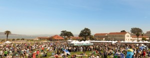 A past Picnic at the Presidio with Off the Grid in SF