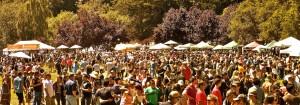 A previous California Beer Festival