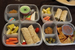 New Leaf offers healthy ideas for school lunches