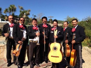 Mariachi Gilroy, a performer at the 2014 Mole & Mariachi Festival