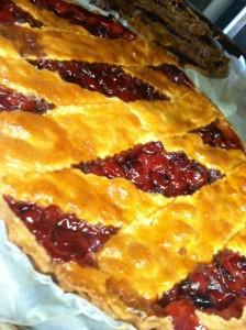 Pie at Emily's Bakery