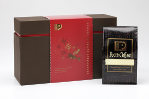 The Holiday Connoisseur Coffee Collection from Peet's Coffee and Tea