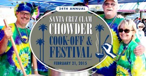 2015 Santa Cruz Clam Chowder Cook-Off