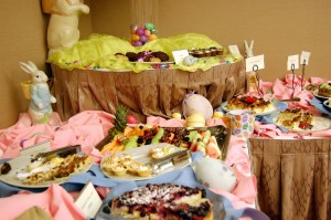 Santa Cruz's Chaminade is serving an Easter brunch buffet