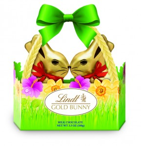 Lindt Chocolate has lots of fun items for Easter 2016