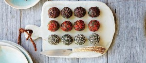 Learn how to make superfood energy balls at a New Leaf cooking class
