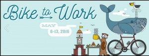 BIke to Work Santa Cruz: May 6-13, 2016