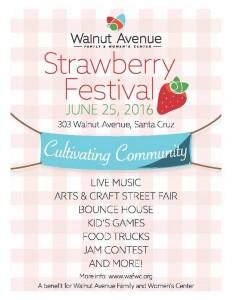 Coming soon: Strawberry Festival in Santa Cruz