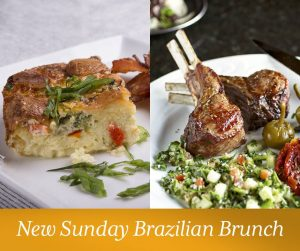 Brazilian brunch service started a couple months ago at Fogo. Photo courtesy of Facebook.