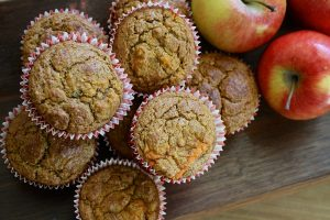 Learn about gluten-free baking with apples at a New Leaf cooking class Photo credit: New Leaf