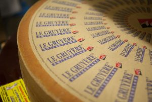Gruyere is one of the Alpine-style cheeses featured at Cheese Night Sept. 13 Credit: Whole Foods Market