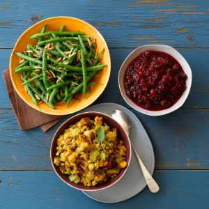 A few Thanksgiving side dishes from Whole Foods Market Credit: Whole Foods Market