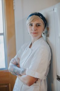 Jessica Yarr is now executive chef at Assembly Photo credit: Carolyn Kelley