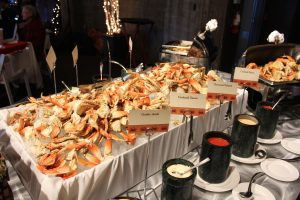crab feed photo